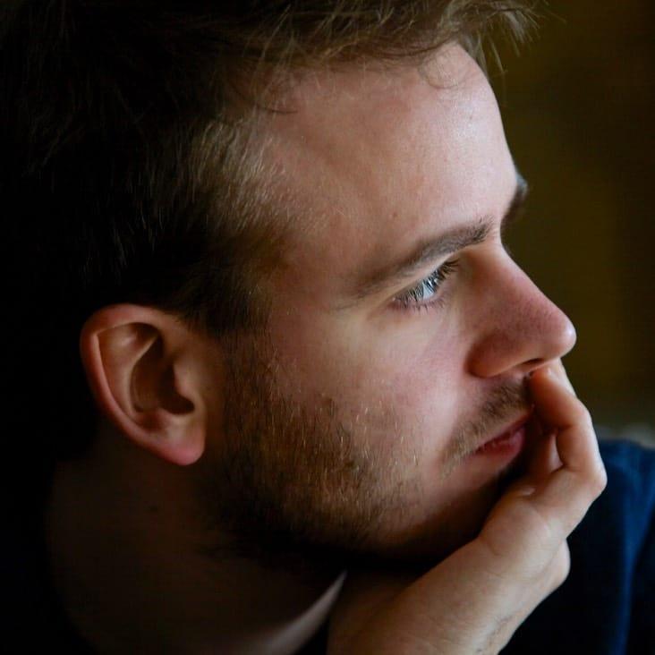 Daniel Stein Portrait